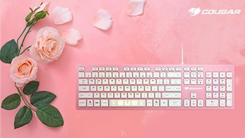 骨伽巧克力键盘