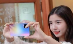 vivo S9如此质感的美颜效果,元气女神不禁运用起它来自拍