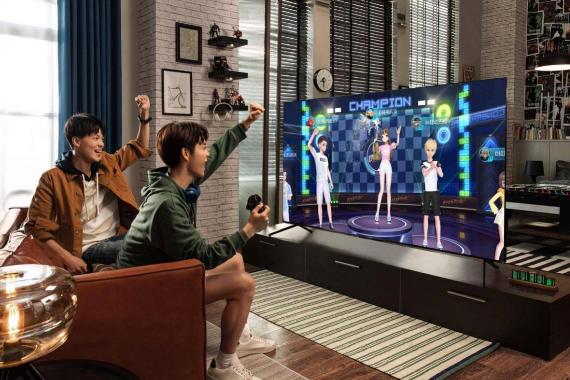 酷开Max巨幕电视惊艳发布,潮玩青年的第一台巨幕电视来了!