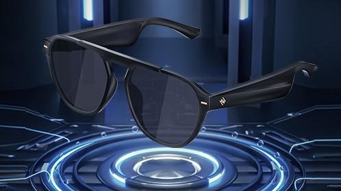 海伦凯勒 智能音频太阳眼镜
