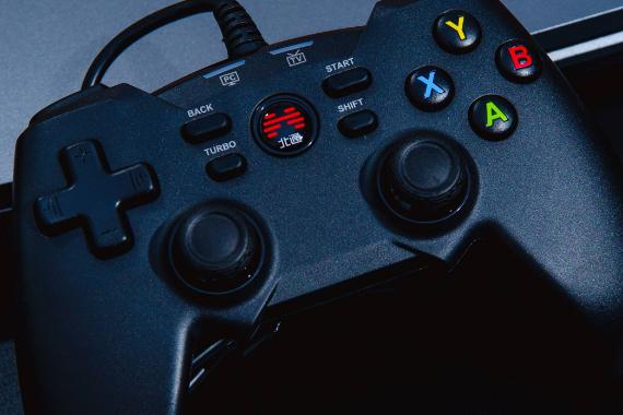 非同凡响的游戏操控体验北通蝙蝠4游戏手柄