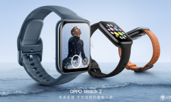 智能和续航兼得的真旗舰 OPPO Watch 2系列售价1299元起