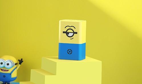 努比亚65W GaN pro 小黄人套装版