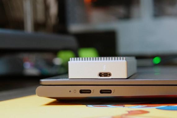 让数据上高速,用ORICO雷电3硬盘盒打造外接存储器