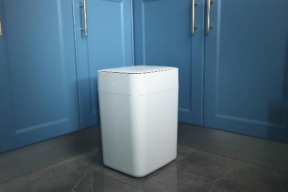 自从有了它我把家里垃圾桶都扔了:拓牛智能垃圾桶T1S初体验