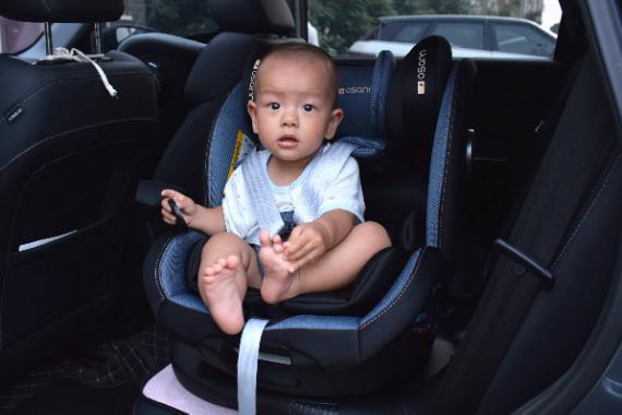 行业首款全龄i-Size安全座椅是噱头还是真香?附欧颂HERO探索号尝鲜实测
