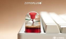 技术革新带来的童话,ZOMO发布玫瑰3D打印键帽
