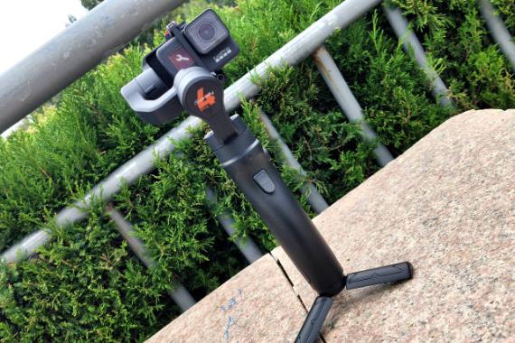 稳上加稳,浩瀚iSteady X Pro4三轴防泼水运动相机稳定器体验